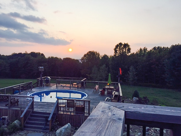 Ellicottville - John and Karen - Labour Day Weekend 2015